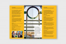 Cambridge Judge MBA Brochure